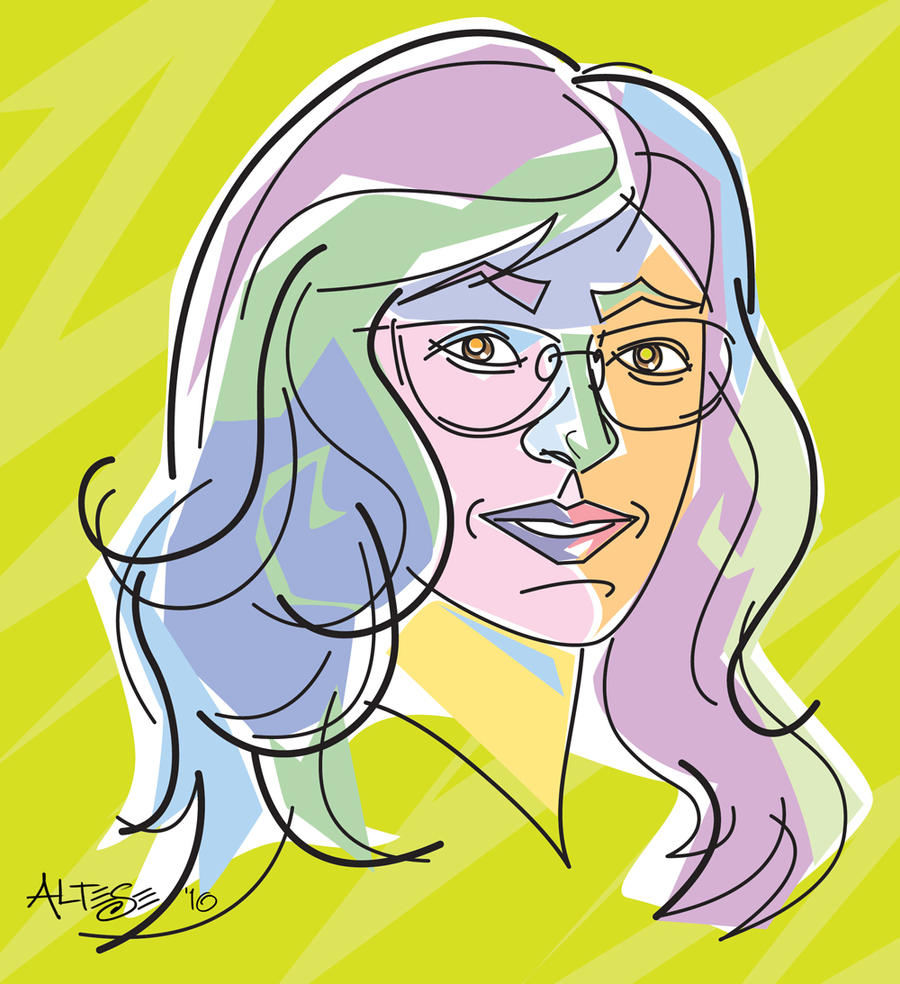 Vector Self by ChristineAltese