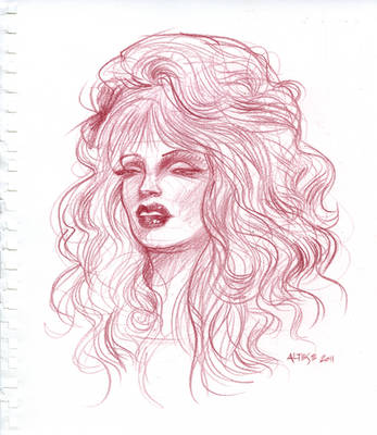 Jasinya Portrait