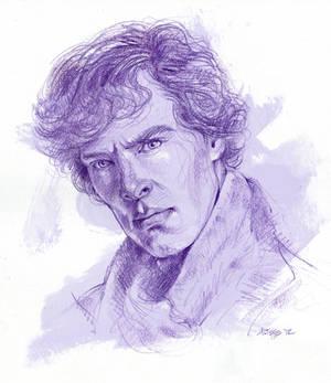 Benedict 'Sherlock' Cumberbatch