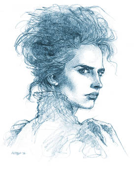 Penny Dreadful * Vanessa Ives