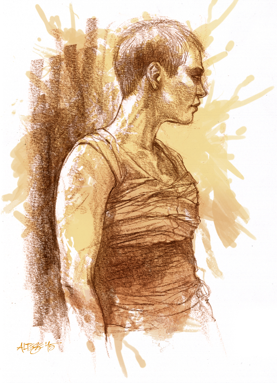 Furiosa by ChristineAltese