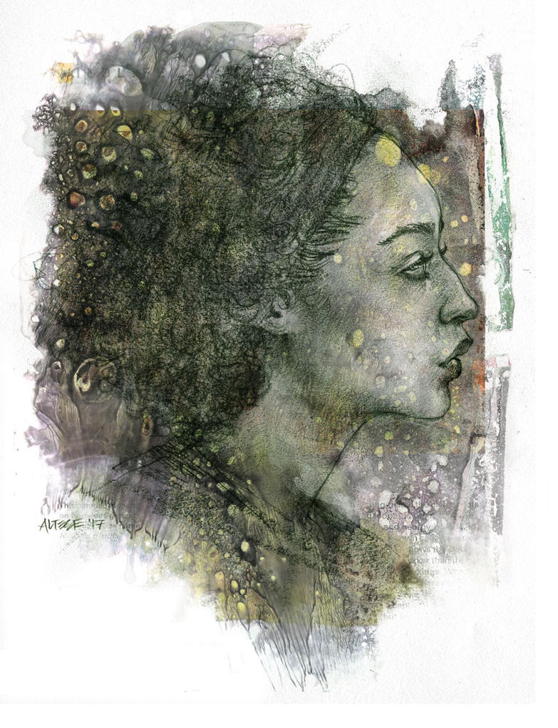 Ruth N by ChristineAltese