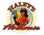 Haley's Hothouse Logo