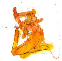 Anahi by ChristineAltese