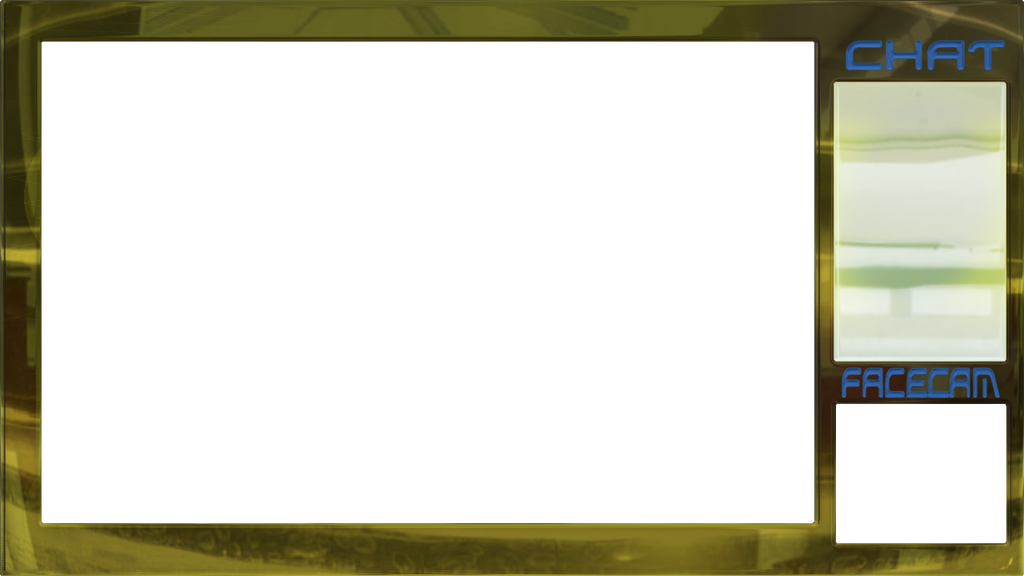 Stream Overlay 1- gold by Raven-a-dark-Shaolin