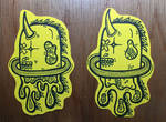 Graffiti Stickers #13 - New Characters