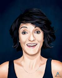 Portrait Florence Foresti