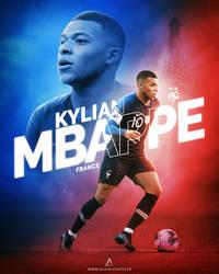 Kylian Mbappe, France