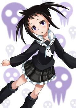 Soul Eater NOT!: Harudori Tsugumi