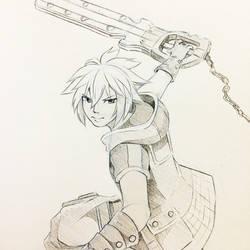 Character Poll #164: Riku by kaiyuan