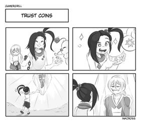 GamerGrill: Trust Coins by kaiyuan