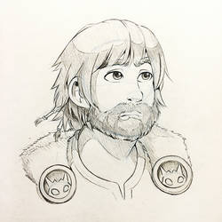 Character Poll #166: Hiccup by kaiyuan