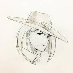 Character Poll #167: Ashe by kaiyuan