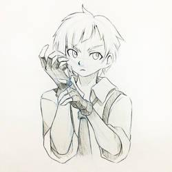 Character Poll #169: Nakajima Atsushi by kaiyuan