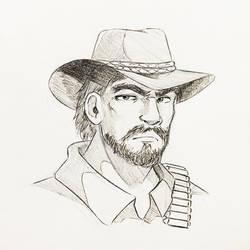 Character Poll #170: Arthur Morgan by kaiyuan