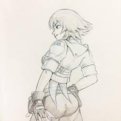 Character Poll #175: Lady by kaiyuan