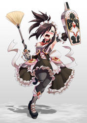 Epic Seven: Battlemaid Arowell