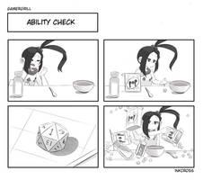 GamerGrill: Ability Check