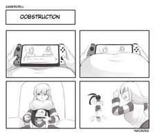 GamerGrill: Oobstruction