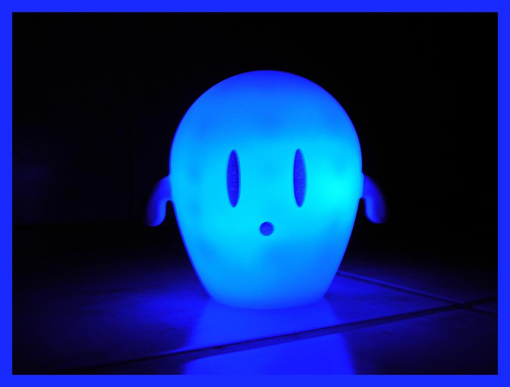 ghost by K-M4N