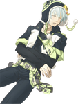 DRAMAtical Murder Render - Clear || Noiz Clothes