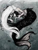 Mermaid's Lover by BriarNoir