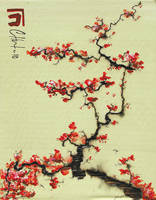 Cherry Blossom- Ichi by Currenttrends