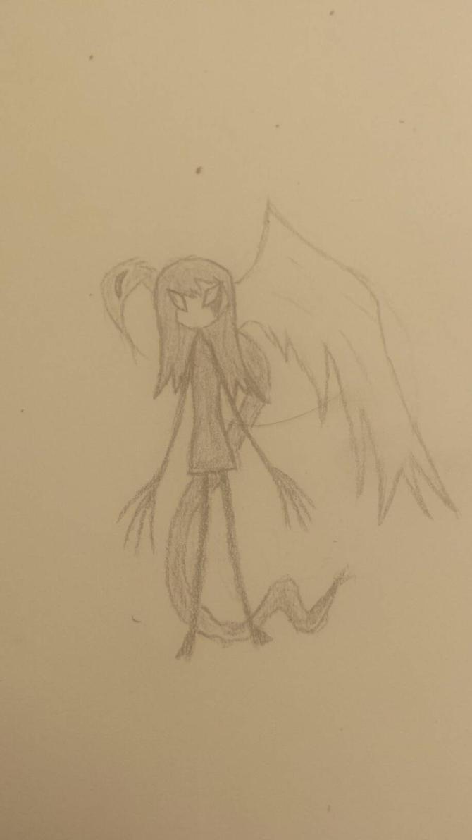 a little doodle #3  by Kiri-Akuma