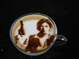 Han Solo - Latte Art