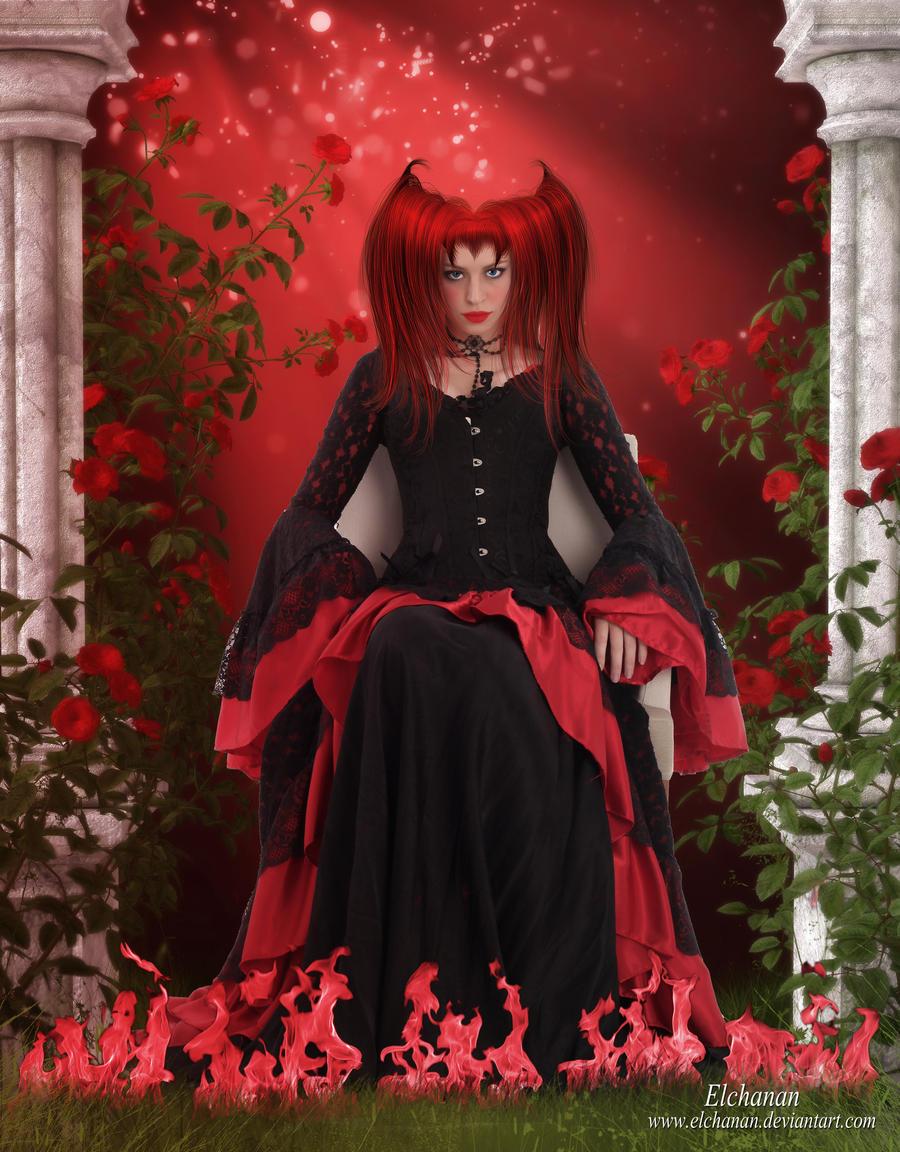 Beautiful Gothic by Elchanan