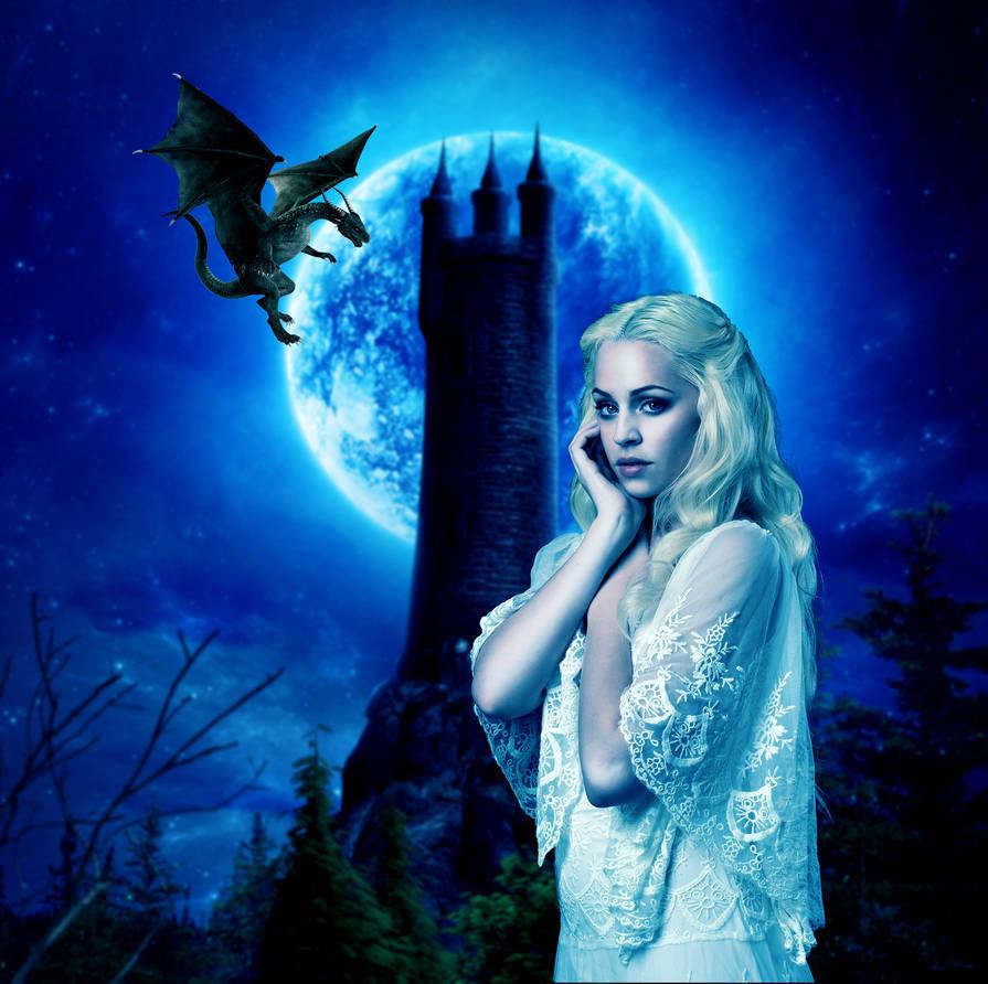 Daenerys by Elchanan