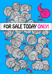 Pink Elephant For Sale