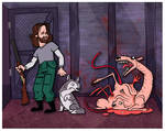 the thing by chunkysmurf