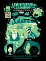 Adventure Comics by chunkysmurf