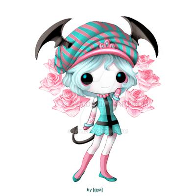 ruevian gaia avatar by Gya
