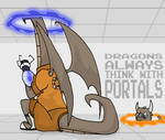 Portals and Dragons
