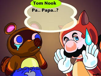 The Truth of the Tanooki Suit. by RoccoBertucci