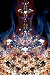 Tetrabrot - Fire bija by Metafractals