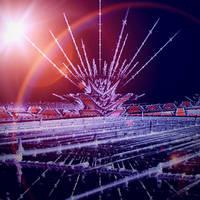 3D Mandelbrot set - Zoom in, No. 04 by Metafractals