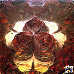 The Genesis of Trishula by Metafractals