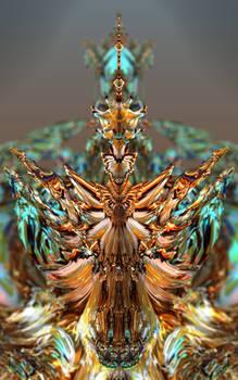 The Hidden Face of the Mandelbulb