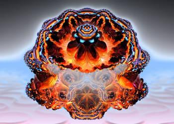Mandelbulb Geode by Metafractals