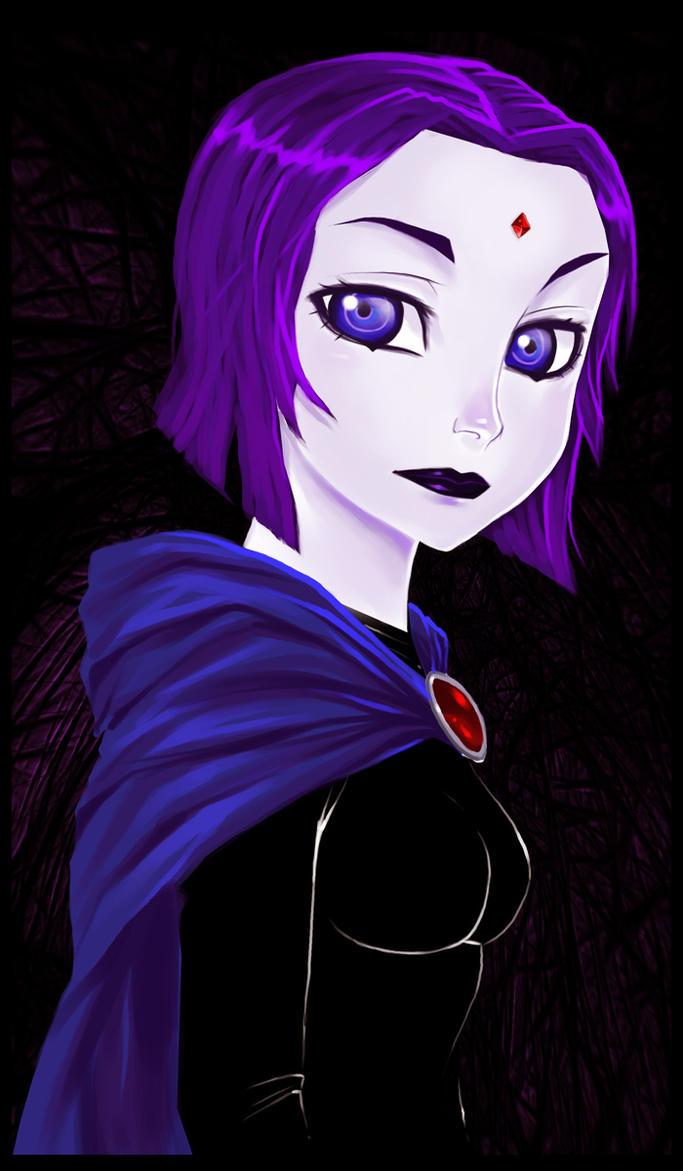 Raven by dreamwatcher7