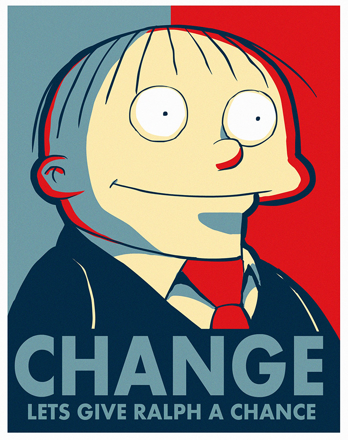 Ralph Change Poster by dreamwatcher7 ...