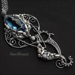 OCTOPUS - necklace I by AnnaMroczek