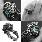 MONTANA BLUE SECRET - ring III