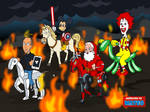 The real horsemen of apocalypse