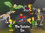 Sinister Six (little spidy)