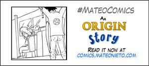 An origin story - butt naked promo