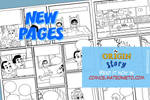 An origin story - new pages promo 2